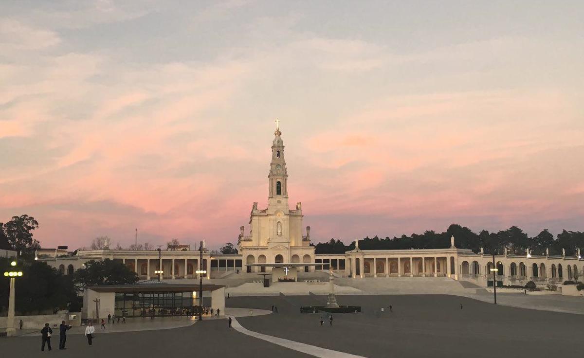 Pilgrimage Tours Singapore Fatima Sunset