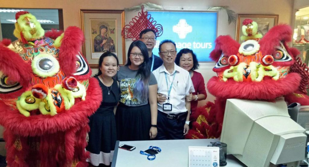Singapore Pilgrimage Tours Pte Ltd Team