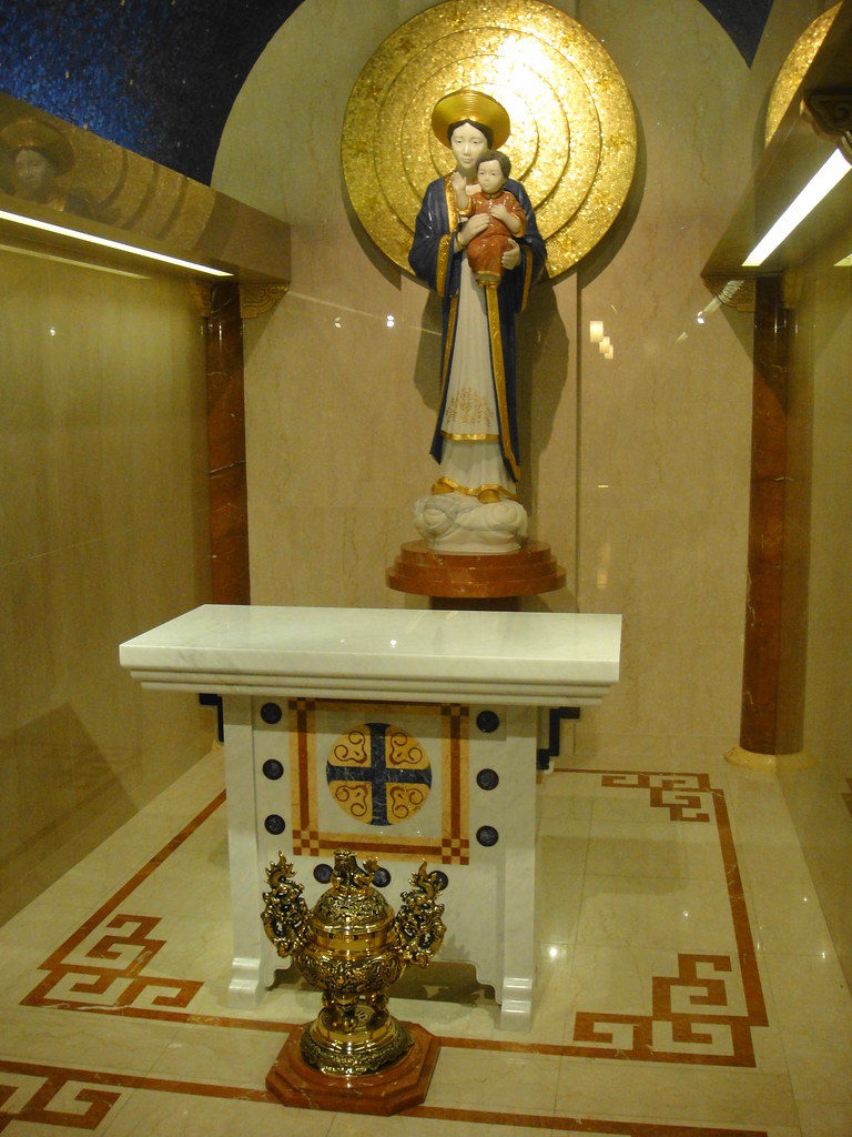 our lady of la vang vietnam pilgrimage tours pte ltd singapore