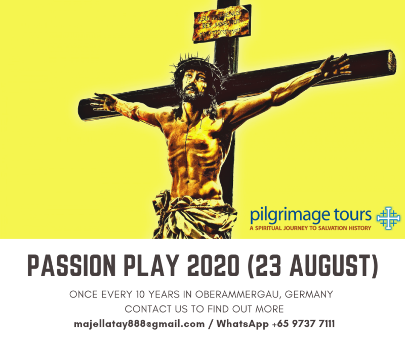 passion play 2020 pilgrimage tour oberammergau eastern europe
